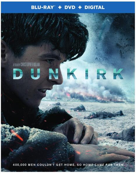 Christopher Nolan's 'Dunkirk'; Arrives On Digital December 12 & On 4K Ultra HD, Blu-ray & DVD December 19, 2017 From Warner Bros 5