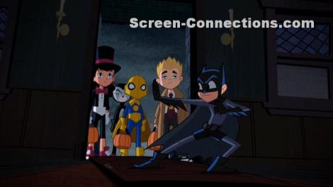 [DVD Review] 'Justice League Action: Season 1 Part 1 – Superpowers Unite!': Now Available On DVD From DC & Warner Bros 5