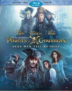 [Blu-Ray Review] 'Pirates Of The Caribbean: Dead Men Tell No Tales': Now Available On 4K Ultra HD, Blu-ray, DVD & Digital From Disney 1