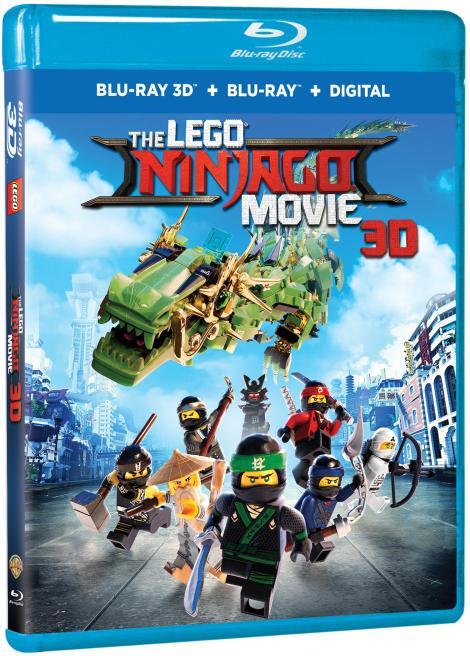 'The LEGO Ninjago Movie'; Arrives On Digital December 12 & On 4K Ultra HD, 3D Blu-ray, Blu-ray & DVD December 19, 2017 From Warner Bros 8