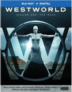 [Blu-Ray Review] 'Westworld: Season One: The Maze': Now Available On 4K Ultra HD, Blu-ray, DVD & Digital From Warner Bros 1