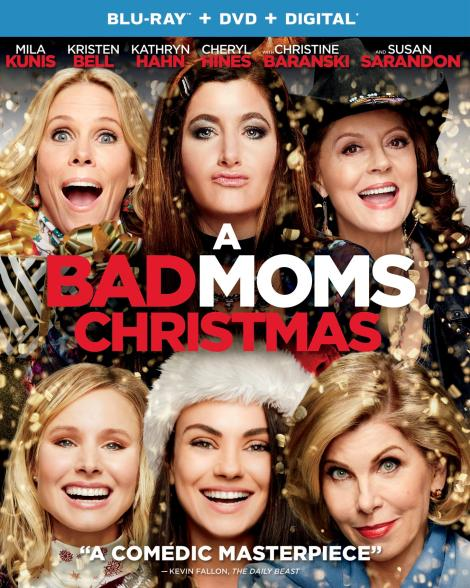 'A Bad Moms Christmas'; Arrives On Digital January 23 & On Blu-ray & DVD February 6, 2018 From Universal 3