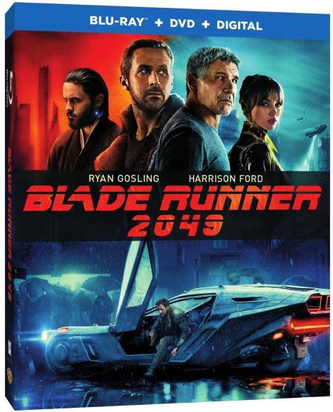 'Blade Runner 2049'; Arrives On Digital December 26, 2017 & On 4K Ultra HD, 3D Blu-ray, Blu-ray & DVD January 16, 2018 From Warner Bros 8