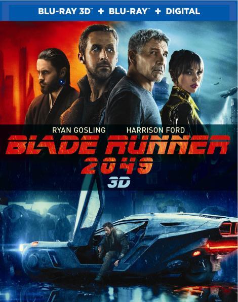 'Blade Runner 2049'; Arrives On Digital December 26, 2017 & On 4K Ultra HD, 3D Blu-ray, Blu-ray & DVD January 16, 2018 From Warner Bros 5