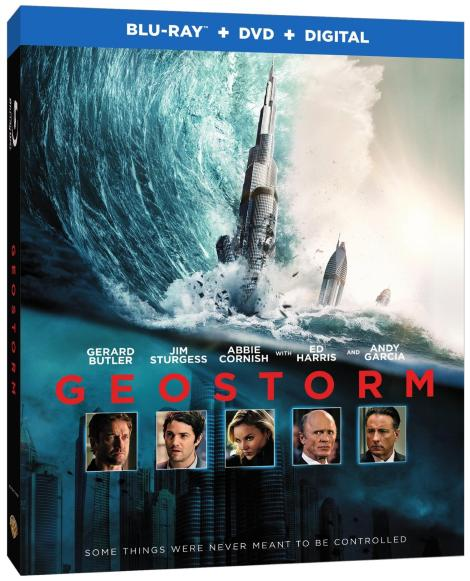 'Geostorm'; Arrives On Digital January 16 & On Blu-ray & DVD January 23, 2018 From Warner Bros 3