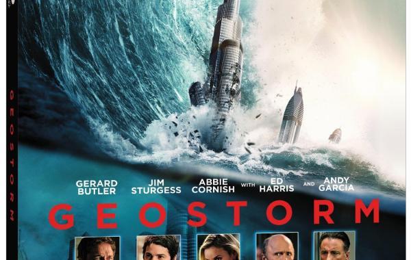 'Geostorm'; Arrives On Digital January 16 & On Blu-ray & DVD January 23, 2018 From Warner Bros 39
