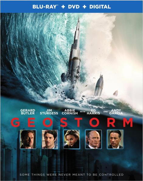 'Geostorm'; Arrives On Digital January 16 & On Blu-ray & DVD January 23, 2018 From Warner Bros 2