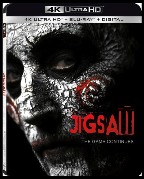 'Jigsaw'; Arrives On Digital January 9 & On 4K Ultra HD, Blu-ray & DVD January 23, 2018 From Lionsgate 12