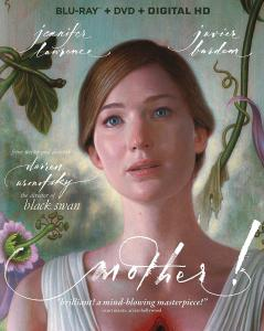 [Blu-Ray Review] 'Mother!': Available On 4K Ultra HD, Blu-ray & DVD December 19, 2017 From Paramount 1