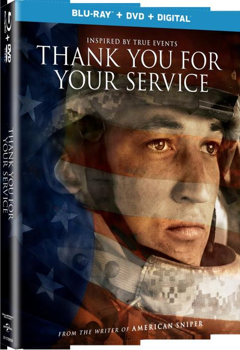 'Thank You For Your Service'; Arrives On Digital January 9 & On Blu-ray & DVD January 23, 2018 From Universal 5