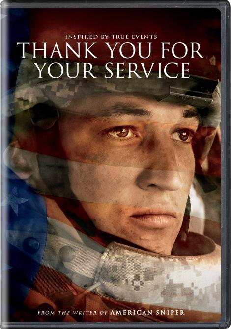 'Thank You For Your Service'; Arrives On Digital January 9 & On Blu-ray & DVD January 23, 2018 From Universal 7