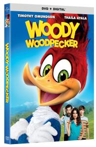 Trailer, Artwork & Release Details For New 'Woody Woodpecker' Movie!; Arrives On DVD & Digital February 6, 2018 From Universal 1