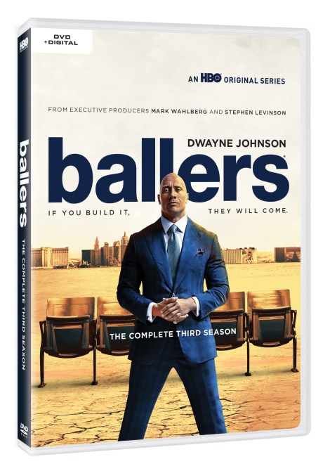'Ballers: The Complete Third Season'; Arrives On Blu-ray & DVD April 3, 2018 From HBO 3