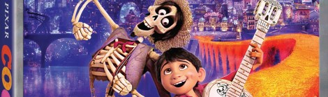 Disney•Pixar's 'Coco'; Arrives On Digital February 13 & On 4K Ultra HD, Blu-ray & DVD February 27, 2018 From Disney•Pixar 23