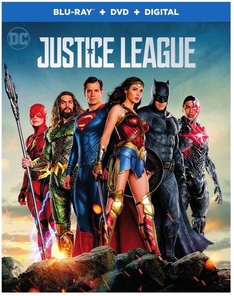 'Justice League'; Arrives On Digital February 13 & On 4K Ultra HD, 3D Blu-ray, Blu-ray & DVD March 13, 2018 From DC & Warner Bros 18