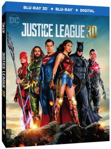 'Justice League'; Arrives On Digital February 13 & On 4K Ultra HD, 3D Blu-ray, Blu-ray & DVD March 13, 2018 From DC & Warner Bros 11