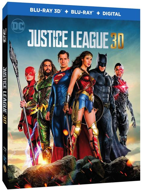 'Justice League'; Arrives On Digital February 13 & On 4K Ultra HD, 3D Blu-ray, Blu-ray & DVD March 13, 2018 From DC & Warner Bros 15
