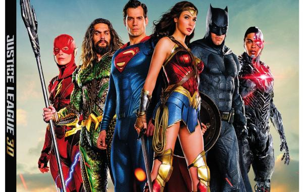 'Justice League'; Arrives On Digital February 13 & On 4K Ultra HD, 3D Blu-ray, Blu-ray & DVD March 13, 2018 From DC & Warner Bros 37