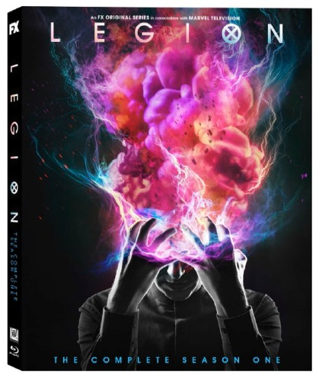 'Legion: Season One'; Arrives On Blu-ray & DVD March 27, 2018 From Fox Home Ent 4
