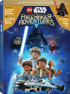 'LEGO Star Wars: The Freemaker Adventures: Complete Season Two'; Arrives On DVD March 13, 2018 From Disney & Lucasfilm 1