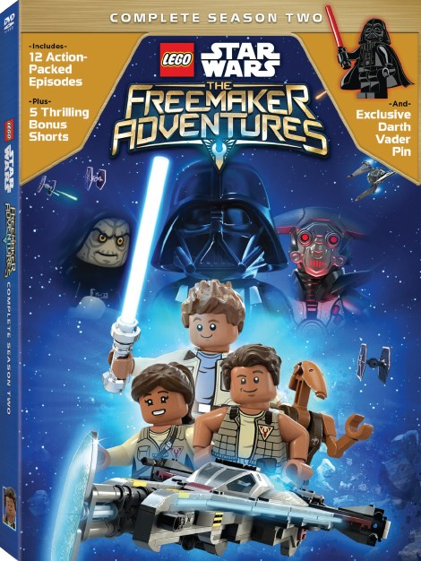 'LEGO Star Wars: The Freemaker Adventures: Complete Season Two'; Arrives On DVD March 13, 2018 From Disney & Lucasfilm 2