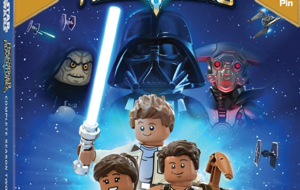 'LEGO Star Wars: The Freemaker Adventures: Complete Season Two'; Arrives On DVD March 13, 2018 From Disney & Lucasfilm 4