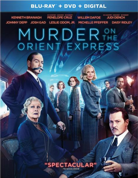 'Murder On The Orient Express'; Arrives On Digital February 20 & On 4K Ultra HD, Blu-ray & DVD February 27, 2018 From Fox Home Ent. 6