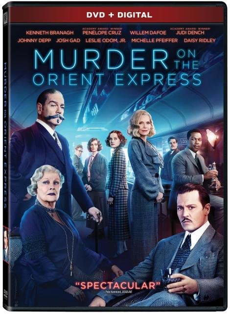 'Murder On The Orient Express'; Arrives On Digital February 20 & On 4K Ultra HD, Blu-ray & DVD February 27, 2018 From Fox Home Ent. 7