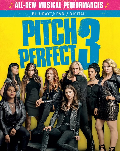 'Pitch Perfect 3'; Arrives On Digital March 1 & On 4K Ultra HD, Blu-ray & DVD March 20, 2018 From Universal 8