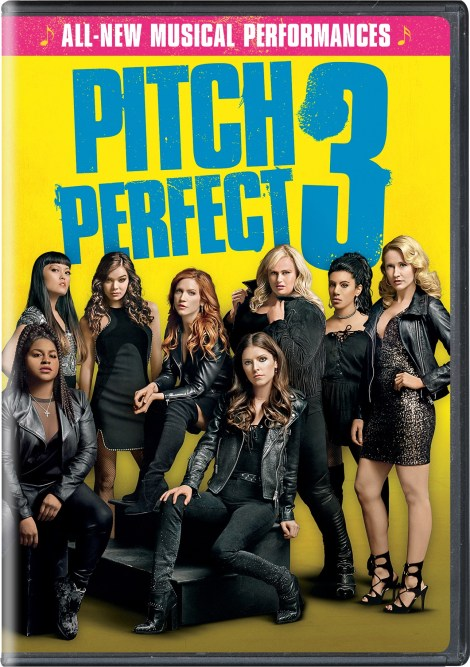 'Pitch Perfect 3'; Arrives On Digital March 1 & On 4K Ultra HD, Blu-ray & DVD March 20, 2018 From Universal 11