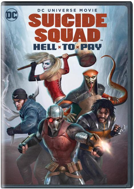 Trailer, Artwork & Release Info For 'Suicide Squad: Hell To Pay'; Arrives On Digital March 27 & On 4K Ultra HD, Blu-ray & DVD April 10, 2018 From DC & Warner Bros 5