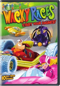 [DVD Review] 'Wacky Races: Start Your Engines! - Season 1, Volume 1': Now Available On DVD & Digital From Warner Bros 1