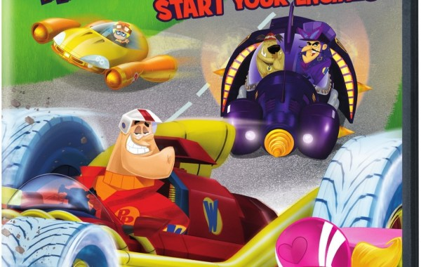 The New 'Wacky Races'; Start Your Engines: Season 1 Volume 1 Arrives On DVD April 24, 2018 From Warner Bros 10