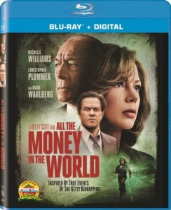 'All The Money In The World'; Arrives On Digital March 27 & On Blu-ray & DVD April 10, 2018 From Sony 1