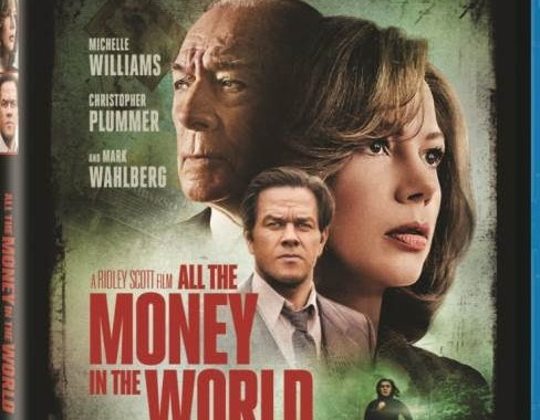 'All The Money In The World'; Arrives On Digital March 27 & On Blu-ray & DVD April 10, 2018 From Sony 49