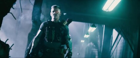 Cable Arrives In The 'Deadpool 2' Trailer 1