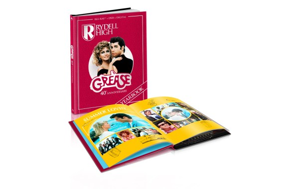 'Grease: 40th Anniversary Edition'; Arrives With Fully Restored Picture & Sound On 4K Ultra HD, Blu-ray, DVD & Digital April 24, 2018 From Paramount 4
