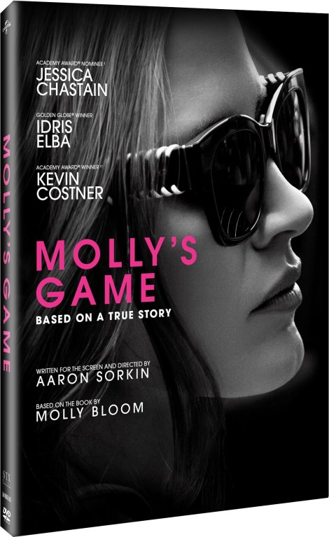 'Molly's Game'; Arrives On Digital March 27 & On Blu-ray & DVD April 10, 2018 From Universal 16
