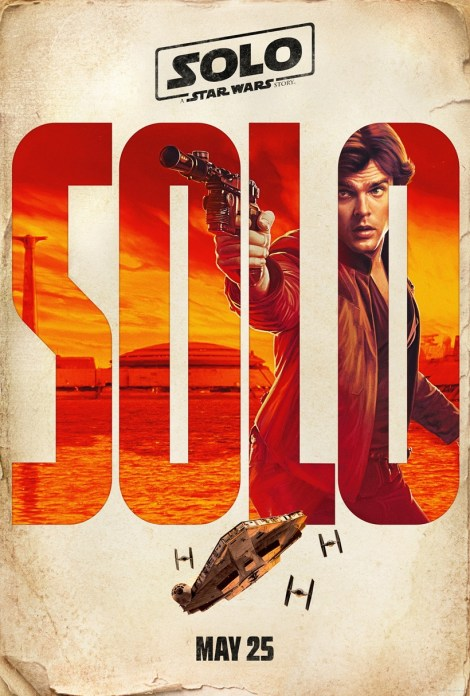 The First Official Trailer For 'Solo: A Star Wars Story' Has Arrived In Our Galaxy 2