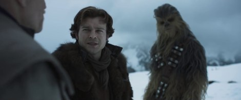 The First Official Trailer For 'Solo: A Star Wars Story' Has Arrived In Our Galaxy 1