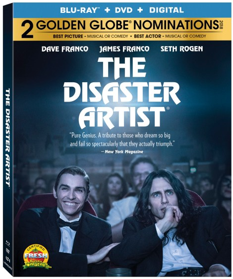 'The Disaster Artist'; Arrives On Blu-ray, DVD & Digital March 13, 2018 From Lionsgate 4