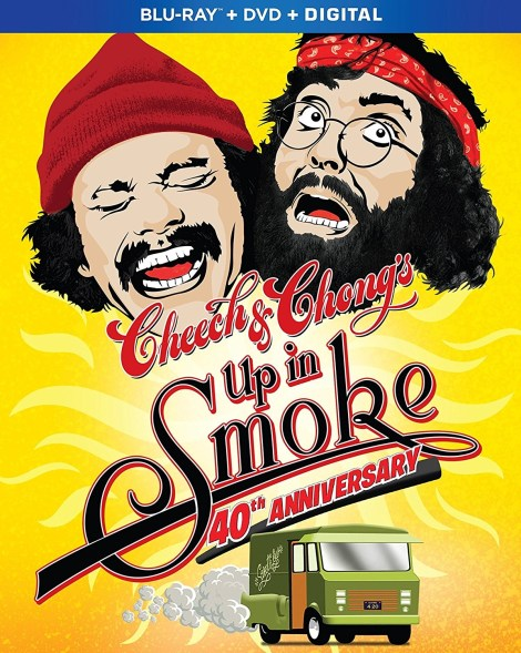 Cheech & Chong's 'Up In Smoke: 40th Anniversary Edition'; Arrives In A Deluxe Collector's Edition & On Blu-ray & DVD April 10, 2018 From Paramount 4