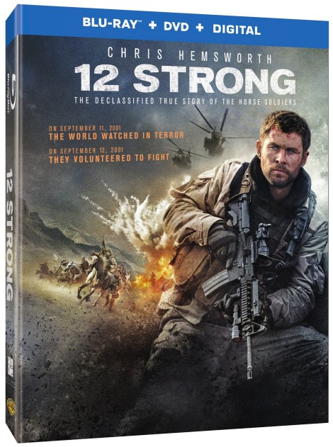 '12 Strong'; Arrives On Digital April 10 & On Blu-ray & DVD May 1, 2018 From Warner Bros 3