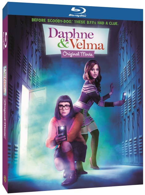 'Daphne & Velma'; The All-New Original Movie Movie Featuring Scooby-Doo's Leading Ladies Arrives On Blu-ray & DVD May 22, 2018 From Warner Bros 3