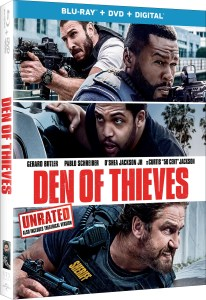 'Den Of Thieves' Unrated; Arrives On Digital April 10 & On Blu-ray & DVD April 24, 2018 From Universal 1