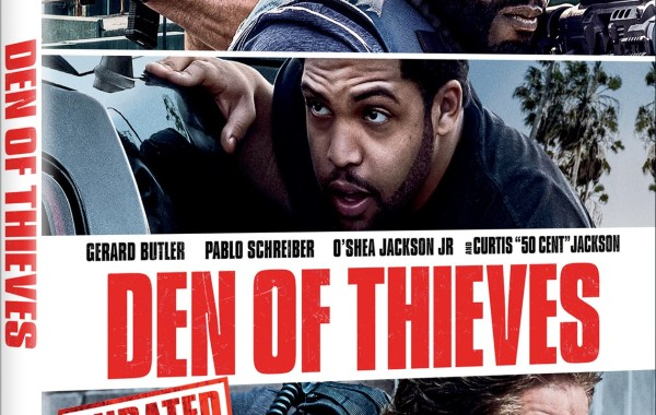 'Den Of Thieves' Unrated; Arrives On Digital April 10 & On Blu-ray & DVD April 24, 2018 From Universal 37