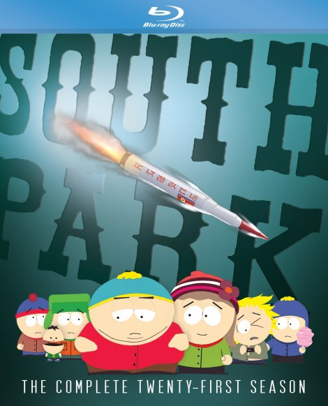 'South Park: The Complete Twenty-First Season'; Arrives On Blu-ray & DVD June 5, 2018 From Paramount 4