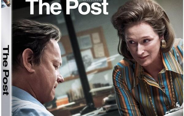 'The Post'; Arrives On Digital April 3 & On 4K Ultra HD, Blu-ray & DVD April 17, 2018 From Dreamworks & Fox 10