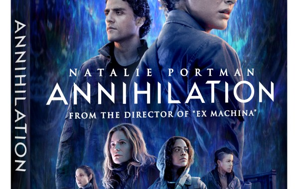 'Annihilation'; Arrives On Digital May 22 & On Blu-ray, DVD & 4K Ultra HD* May 29, 2018 From Paramount 34