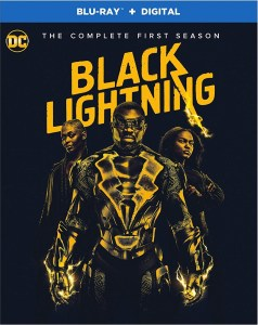[Blu-Ray Review] 'Black Lightning: The Complete First Season': Available On Blu-ray & DVD June 26, 2018 From DC & Warner Bros 1
